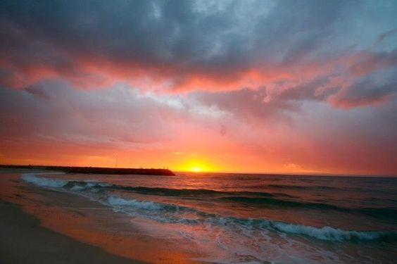 Perth, Australia. Sooooo pretty!