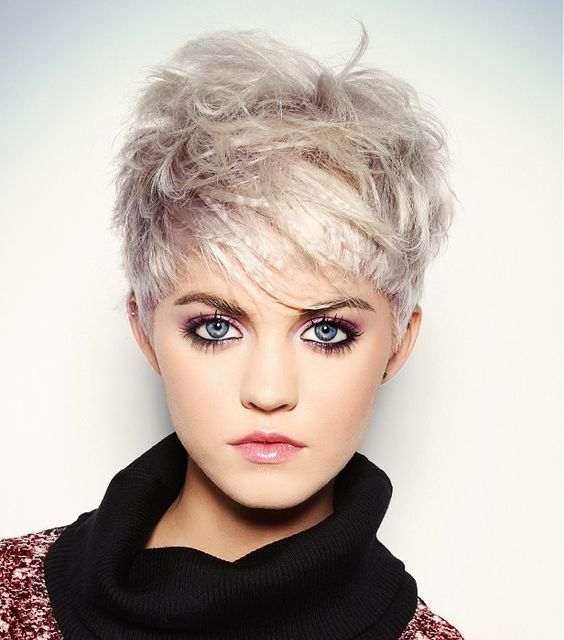 Astounding Blonde Hairstyles Hairstyles And Short Blonde On Pinterest Short Hairstyles Gunalazisus