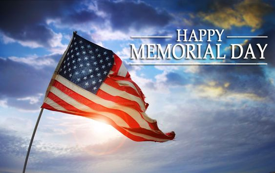 Honoring the lives of all those who have fallen in the name of freedom.    Happy Memorial Day.