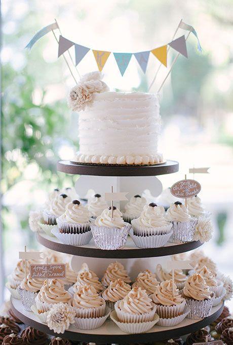Como substituir o bolo de casamento | Casar é um barato: