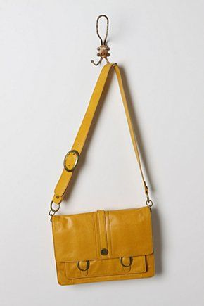 """Meet the """"Daily Brights Satchel"""" from Anthropologie.  I would love to share everyday with her! $188.00"""
