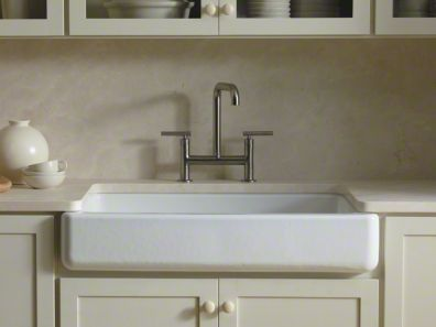 Small Apron Front Sink : whitehaven sink whitehaven apron whitehaven large sinks kitchen apron ...