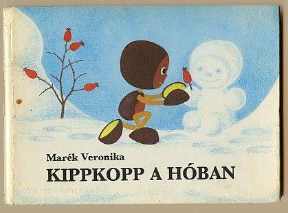 Marék Veronika: Kippkopp a hóban (1983)