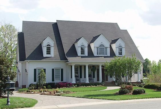 House plans home and cape cod on pinterest for Southern living cape cod house plans