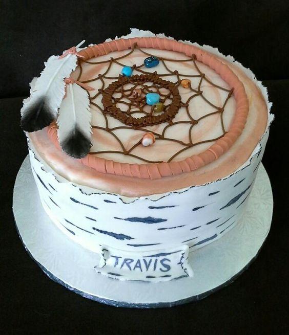 Dreamcatcher cake - Cake by queenovcakes