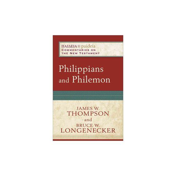 Philippians and Philemon (Paperback) (James W. Thompson)