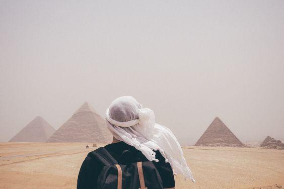 BLOG//TIPPY  L'Égypte avec Voyageurs du Monde / Tippy.fr.  Les Pyramides de Gizeh