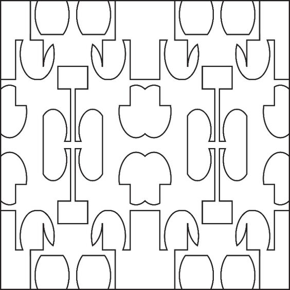 Download Free Pattern - Section Arches Free and Editable Graphic Design Element Illustrator Pattern Download