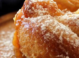Caramel Apple Popovers | Recipe | Popover Recipe, Caramel Apples and ...