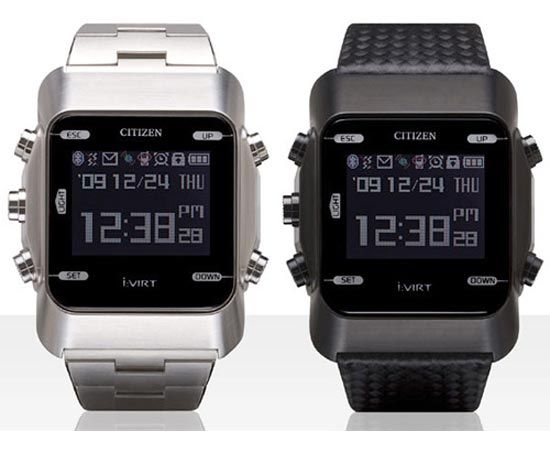 Bluetooth watch latest gadget and new technology gadgets for New technologies in electronics