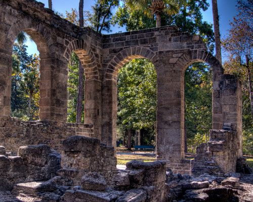 New Smyrna Beach Sugar Mill Ruins, Florida: 11 modern-day ruins worth a visit