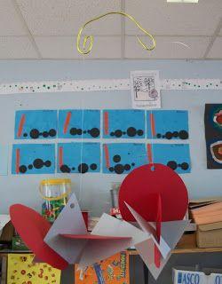 une journée à l'école maternelle: avril 2011