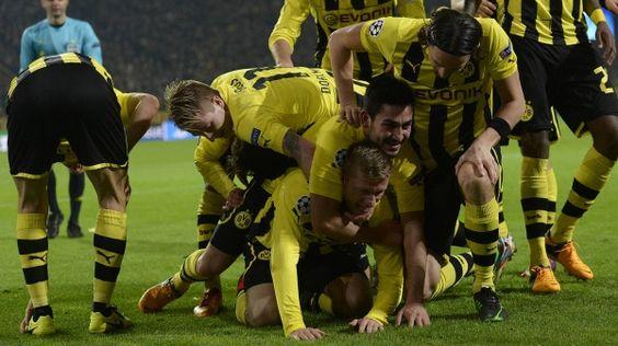 Dortmunder Buben: Kindische Freude über einen klaren Erfolg
