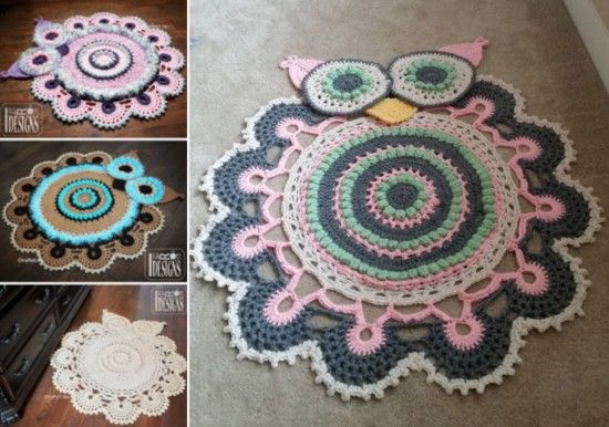 Free Crochet Rug Patterns Australia : Pinterest The world s catalog of ideas