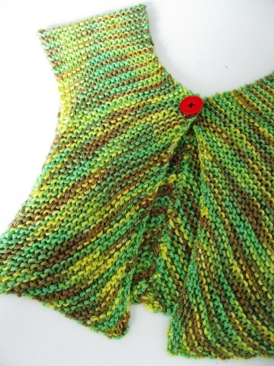 Knitting Keep Adding Stitches : Stitches, Yarns and The shoulder on Pinterest