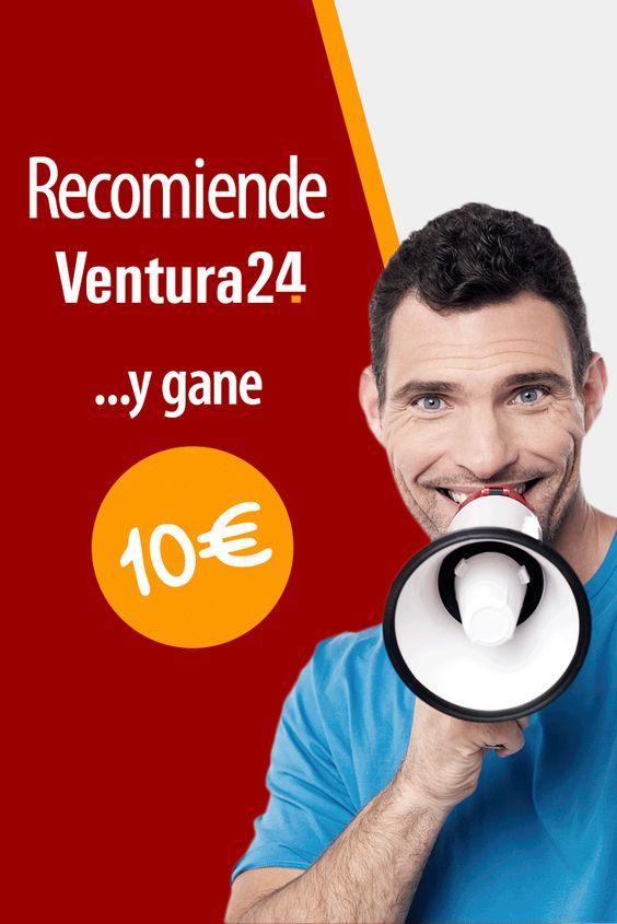 ¡Recomienda nuestra web a un amigo y consigue 10€ gratis !#premios #promocion #promociones #premios https://goo.gl/ZxNRhV