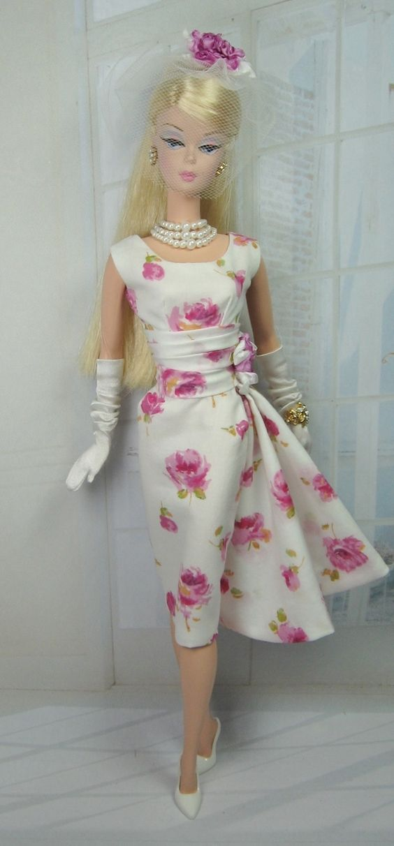 Perfect Beauty for Silkstone Barbie and Victoire Roux on Etsy now