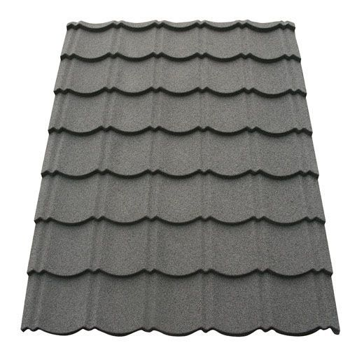 Corotile Lightweight Metal Roofing Sheet   Charcoal (1140mm X 890mm) | Home  | Pinterest | Metal Roofing Sheets, Metal Roofing Systems And Metals