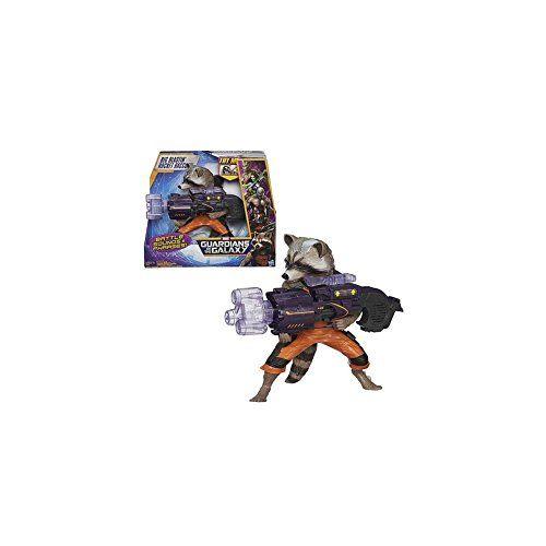 Guardians of the Galaxy Big Blastin Rocket Raccoon Figure (Package of 2) @ niftywarehouse.com #NiftyWarehouse #GuardiansOfTheGalaxy #Marvel #Movies #ComicBooks #Comics #MarvelMovies