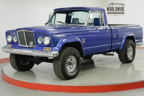 1967 Jeep Gladiator J10 V8 Frame Off Restoration Rare Collector Pickup Truck Old Trucks For Sale Vintage Classic And Old Jeep Gladiator Pickup Trucks Jeep