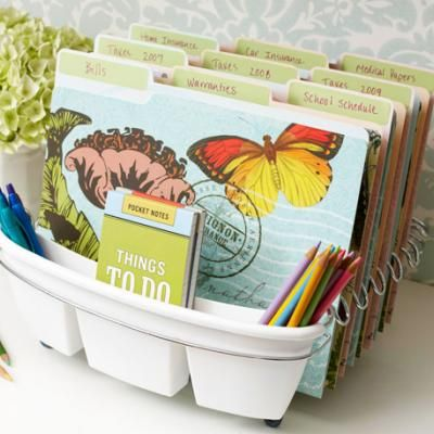dish drainer to office organizer - for counter space