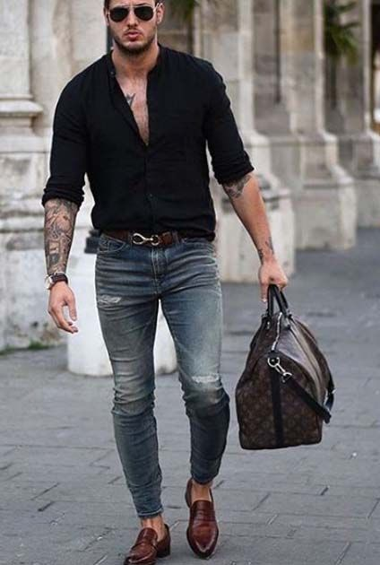 Homens Elegantes Acess Rios Masculinos And Homens Na Moda On Pinterest
