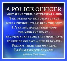Support law enforcement !!!