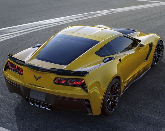 New Corvette Stingray Z06