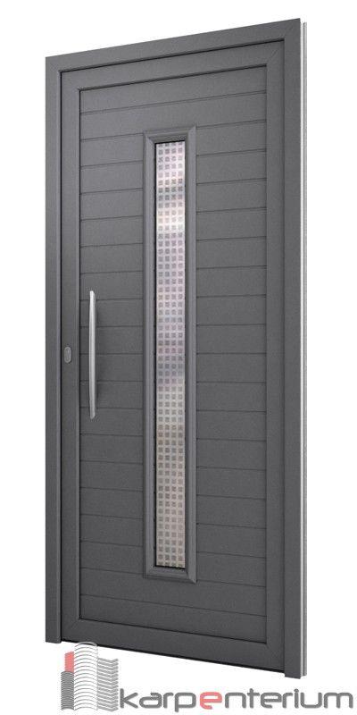 Ah 100 1v Lcia Jpg 400 800 Puertas De Baño Aluminio Portones Modernos Diseño De Puertas Modernas
