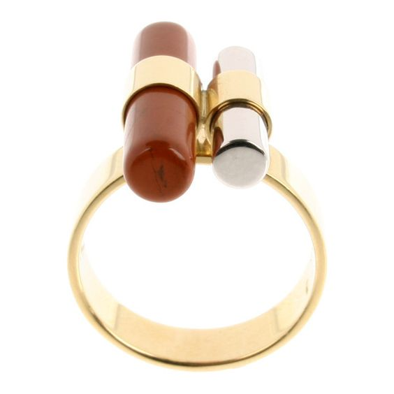 LUBY & LEMERALD Ring ($2,035) ❤ liked on Polyvore