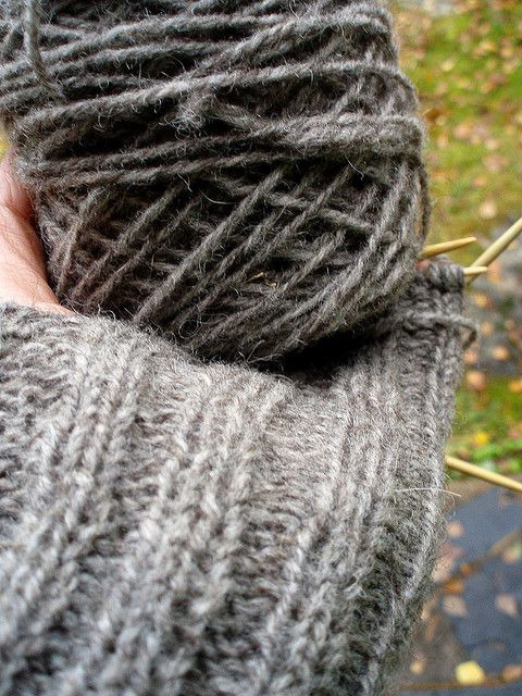 French Knitting Scarf : Knitting it s a gray area pinterest wool grey and yarns