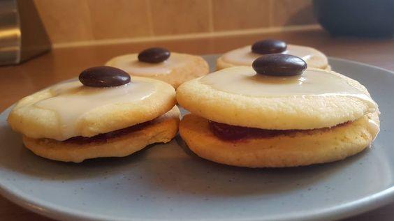 WEEK 1: Empire Biscuits -  Gillian Monaghan