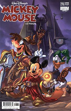 Mickey Mouse and Friends (comic book) - Wikipedia, the free encyclopedia