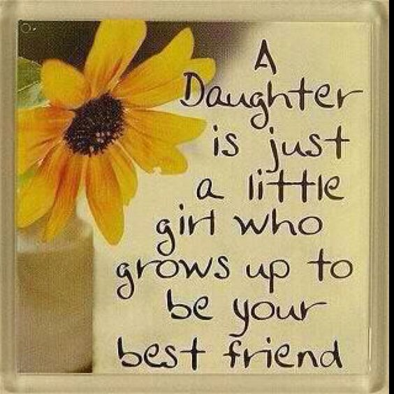 Mom told me this when I was little and gave me this quote as a reminder when I graduated high school. Love you, Mom!