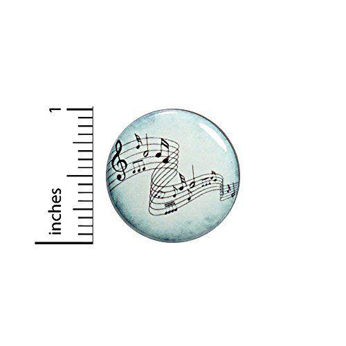 Sheet Music Button Notes Backpack Pin Jacket Badge Pinbac Https