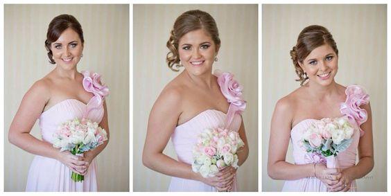 Wedding Bridesmaids Hair by TLHPARLOUR