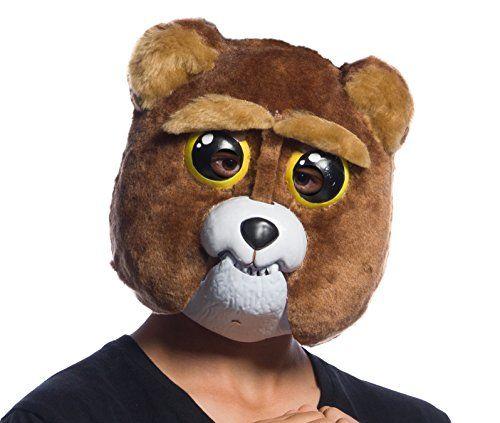 Feisty Pets Rubie S Costume Co Unisex Adultsfeistypetsmask