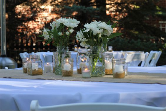 "Photo 1 of 30: Baby Shower/Sip & See ""Fall Backyard Baby-Q Bash"" 