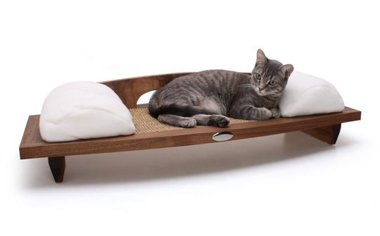 Handsome new cat furniture from Brawny Cat. from $189