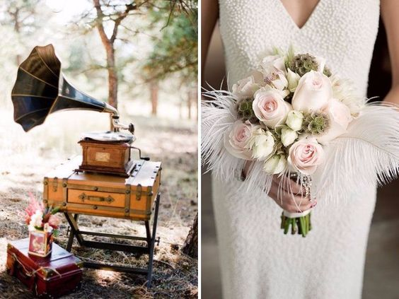 1910s to 1980s: Vintage Wedding Themes by Decade - EverAfterGuide
