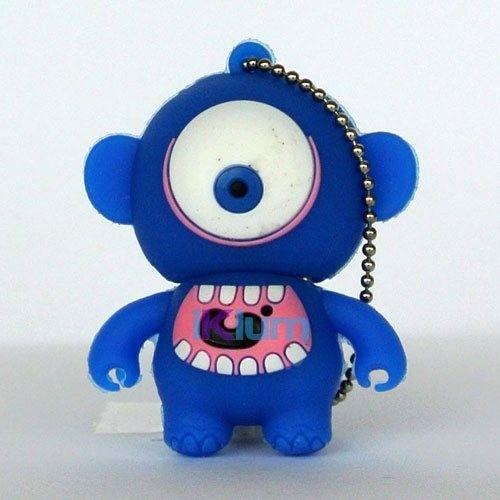 Cooler USB-Stick 8GB - Monster €12.90 #usbstick #usbsticks #usb #geschenk #geschenke #geschenksideen #angebot #angebote