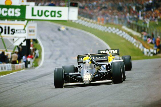 F1: O dia que Ayrton Senna despertou a ira de Keke Rosberg - Drive Tube