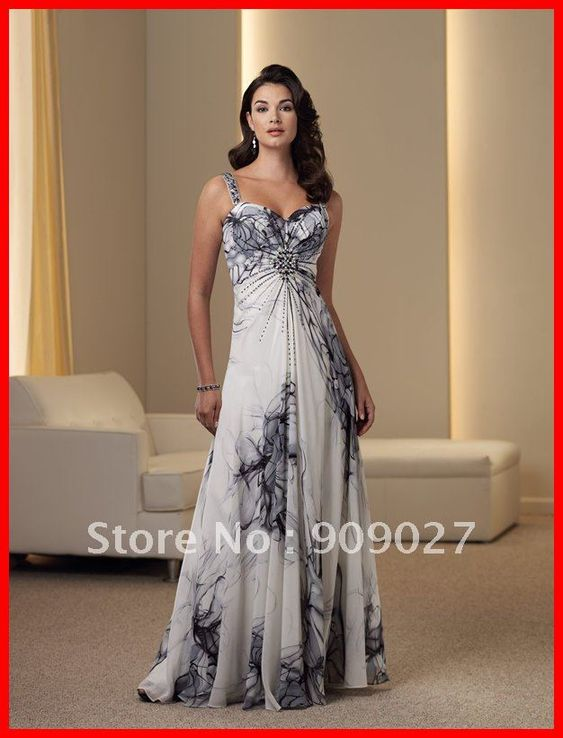 Beach wedding dresses mothers and gowns on pinterest for Mother of the groom dress beach wedding