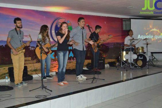 Juventude Canaã grupo de Louvor