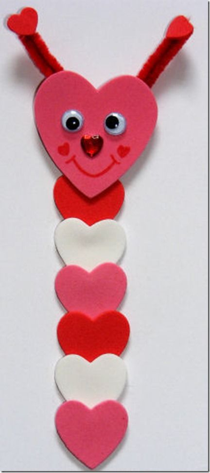 Loveworm Bookmark