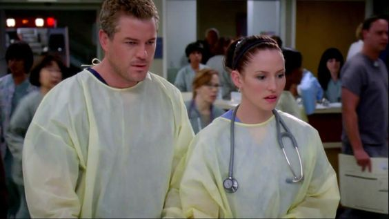 lexie grey and mark - Google Search