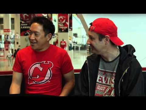 It's The Devils Hockey Show: Summer short featuring Walt and Ming from AMC's Comic Book Men