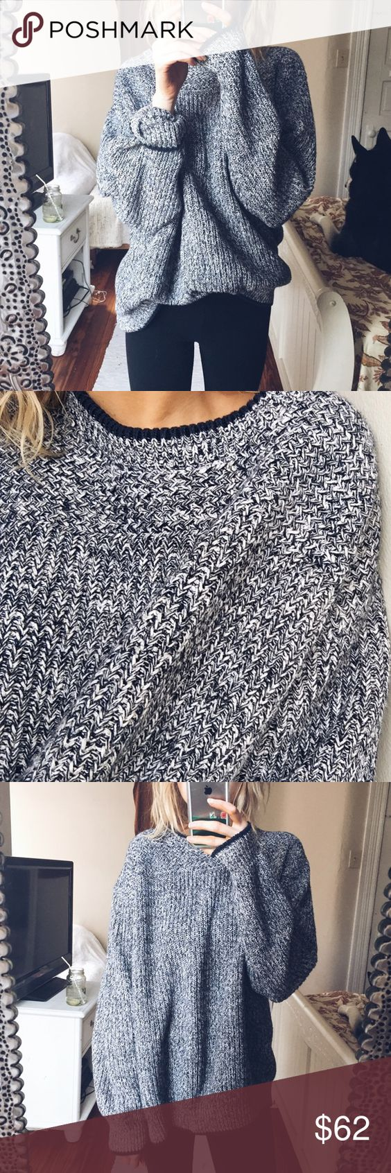 The hiker Beautifully woven, bold necklined sweater in marled and durable fibers. Perfect for a mountain hike or tucked in a casual outfit. A truly solid piece! Given its length this would be best for gals 5'4 + under. Max hold is 2 days. All prices are negotiable! Gypsy Daze Sweaters Crew & Scoop Necks