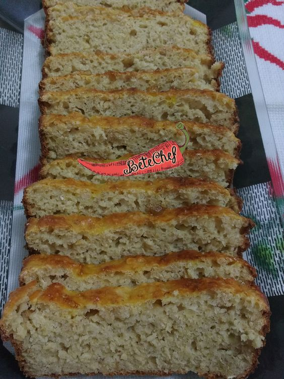 Receitas de Todos os Dias: Pão de Forma de Aveia, Mel e Iogurte