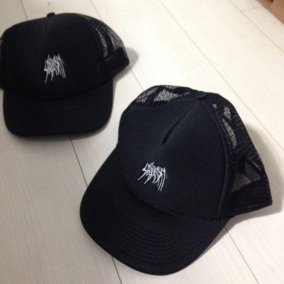 SETE STAR SEPT embroidery trucker hat Brand: OTTO http://shop.7s7.org/merch/sete-star-sept-embroidery-trucker-hat
